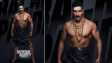 Bachchan Pandey Poster: Akshay Kumar's New Look Is Quirky, Intriguing and Refreshing!