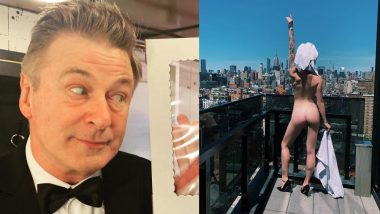 Alec Baldwin Had Something To Comment On Daughter Ireland Baldwin's Latest Nude Pic On Instagram (Awkward!)