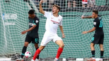 Liverpool 1-2 Sevilla: Alejandro Pozo's Late Goal Beat Reds in Fenway Friendly
