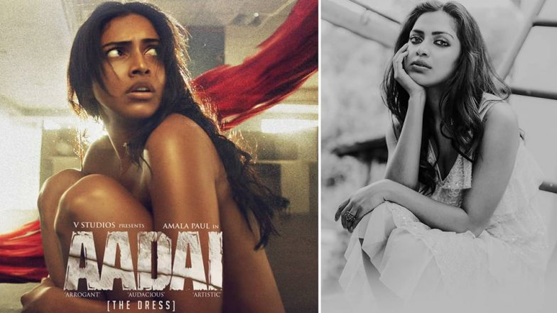 Aadai Actress Amala Opens Up on How She Managed to Do the Scene in Which She Is Completely Naked
