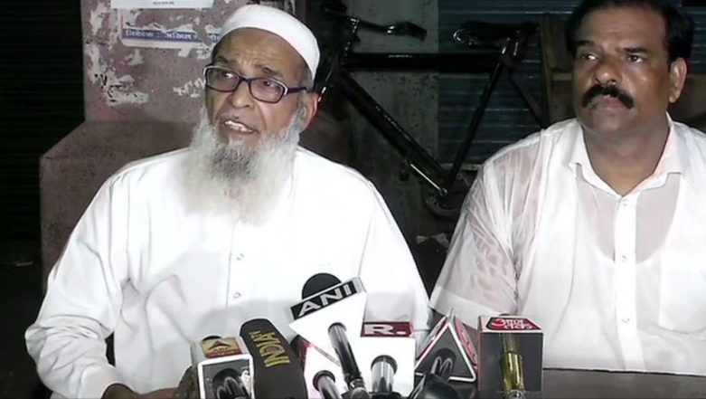 Communal Tension in Old Delhi's Hauz Qazi: Hindus, Muslims Make Joint Appeal For Harmony, Condemn Temple Vandalism