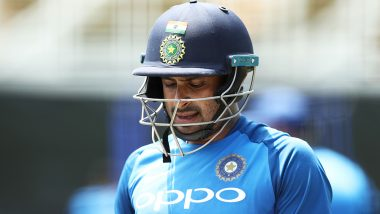MSK Prasad Reacts to Ambati Rayudu's 3D Tweet, Says, 'I Enjoyed the Tweet'