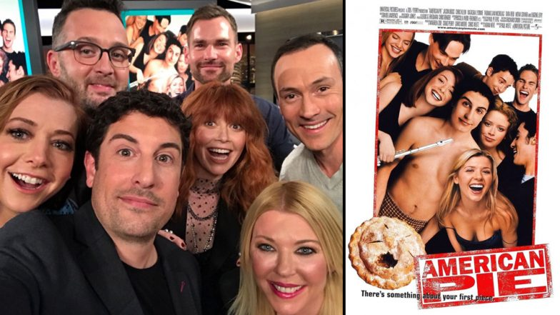 American Pie Turns 20: Alyson Hannigan, Jason Biggs and Team Reunite for a Selfie,  Twitterati Get Nostalgic About Watching the Sex Comedy in Their Teens