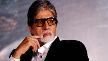 Amitabh Bacchan Mocks ICC's Boundary Rule With a Hilarious Tweet After England's Victory in CWC 2019 Final (See Post)