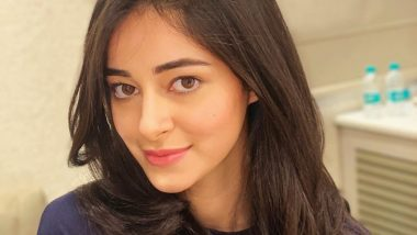 Ananya Panday Starts Shooting For Pati Patni Aur Woh And She Can't Stop Thinking About Kebabs