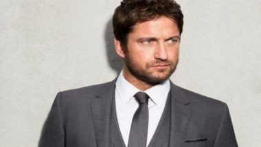 Angel Has Fallen Star Gerard Butler Accidentally Flashed 400 Guests at His Sister's Wedding
