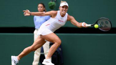 Karolina Muchova vs Angelique Kerber, Wimbledon 2021 Live Streaming Online: How to Watch Free Live Telecast of Women's Singles Quarter-Final Tennis Match in India?