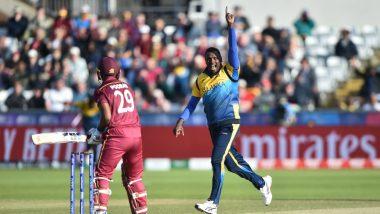 Sri Lanka vs West Indies Stat Highlights, ICC World Cup 2019 Match: Avishka Fernando, Lasith Malinga Shine As SL Outplay WI