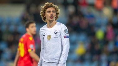 I Tried to Copy Lionel Messi and LeBron James, Says Antoine Griezmann After Double Goal for Barcelona Against Real Betis