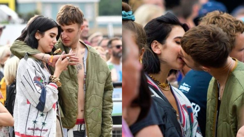 Dua Lipa And Anwar Hadid's Ultra PDA At The British Summer Time Music Festival Will Make You Go Weak In The Knees! View Pics