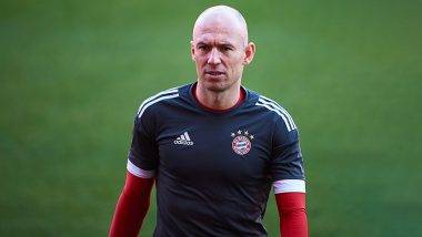Arjen Robben Announces Retirement: Netherlands Football Legend and Winner of 8 Bundesliga Titles With Bayern Munich Draws Curtains on Glorious Career