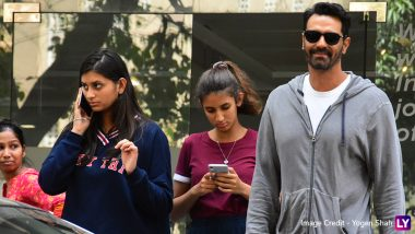 Arjun Rampal Is One Happy Father Today and His Pictures With Daughters Mahikaa and Myra Are Solid Proof!