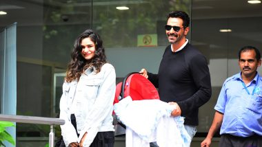 Arjun Rampal and Gabriella Demetriades Name Their Son Arik - View Post