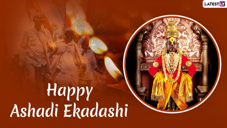 Ashadhi Ekadashi 2019 Messages in Marathi: Greetings, Lord Vishnu
