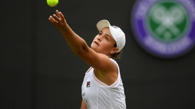 Ashleigh Barty vs Wang Qiang US Open 2019 Live Streaming & Match Time in IST: Get Telecast & Free Online Stream Details of Round of 16 Tennis Match in India