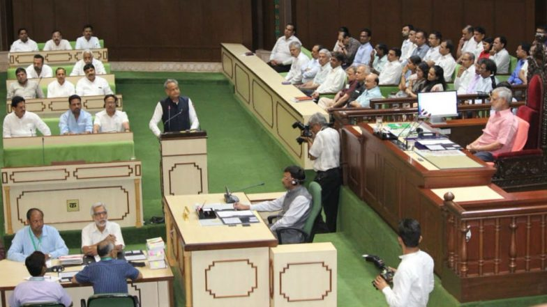 Rajasthan Budget 2019-20 Highlights: Free Solar Pumps For Farmers, One Lakh Jobs, Steps To Stop Water Going To Pakistan, Here's What Ashok Gehlot Announced
