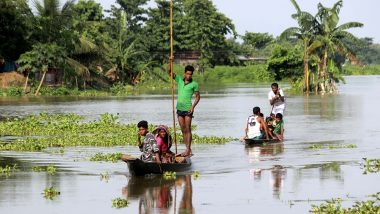 Assam Floods: 75 Dead in Deluge So Far, 34 Lakh People Affected
