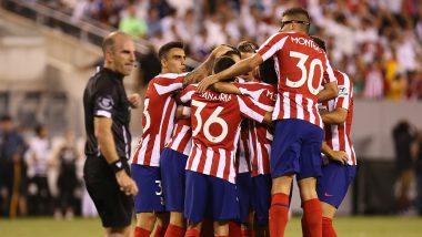International Champions Cup: Atletico Madrid Thrash Real Madrid by 7-3