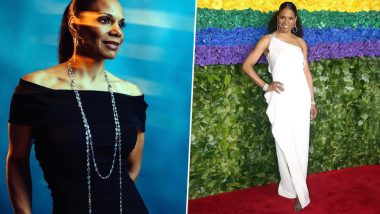 Audra McDonald Who Was Snapped in the Nude Mid-Performance During Clair De Lune Calls Out Sneaky Photographer on Twitter