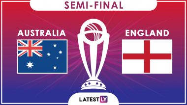 Australia vs England Highlights of ICC World Cup 2019 Semi-Final Match: ENG Knockout AUS, Set Finals Clash With New Zealand