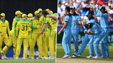Australia vs England Dream11 Team Predictions: Best Picks for All-Rounders, Batsmen, Bowlers & Wicket-Keepers for AUS vs ENG in ICC Cricket World Cup 2019 Semi-Final 2 Match
