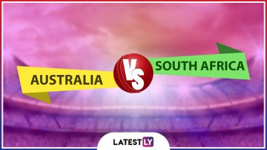 Live Cricket Streaming of Australia vs South Africa Match on Hotstar and Star Sports: Watch Free Telecast and Live Score of AUS vs SA ICC CWC 2019 ODI Clash on TV and Online