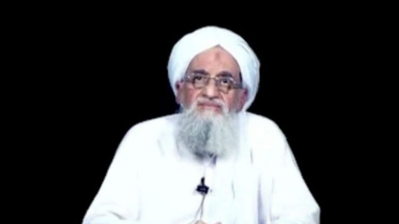 Al Qaeda Chief Ayman Al-Zawahiri Asks 'Mujahideen in Kashmir' to Continue Attack on Indian Army in New Video Message