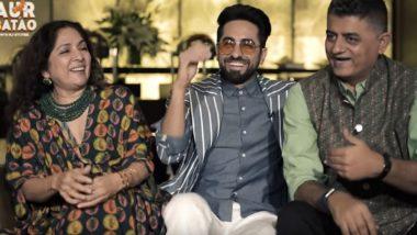 CONFIRMED! Neena Gupta, Ayushmann Khurrana And Gajraj Rao To Re-Unite For Shubh Mangal Zyada Saavdhan