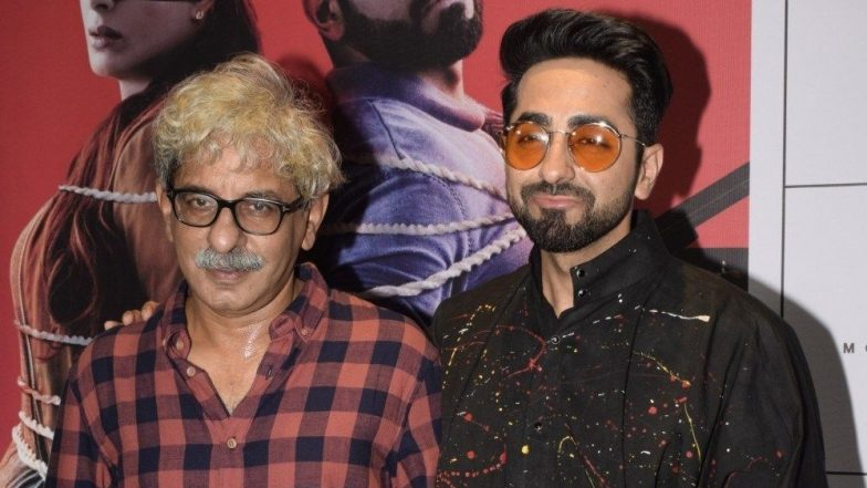 Ayushmann Khurrana To Re-unite With Andhadhun Director Sriram Raghavan?