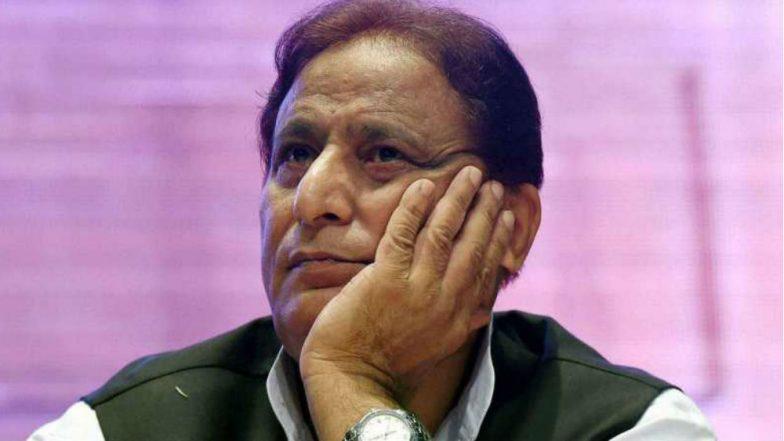 Samajwadi Party MP Azam Khan was Rusticated From Aligarh Muslim University for Allegedly Misbehaving with Woman: Shia Cleric