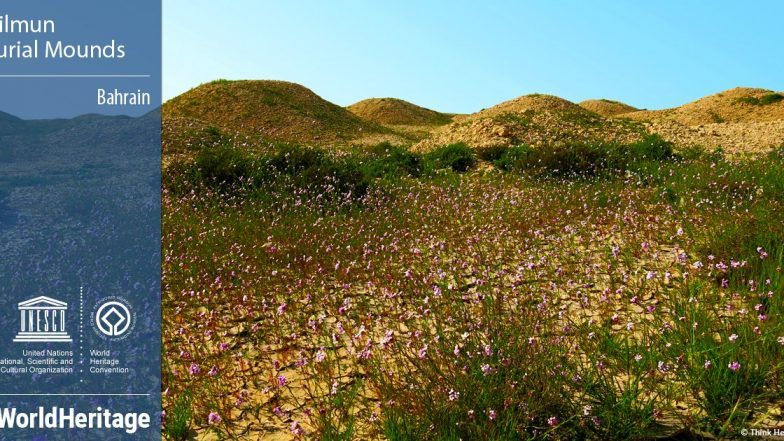 UNESCO Adds Bahrain's Dilmun Burial Mounds to World Heritage List