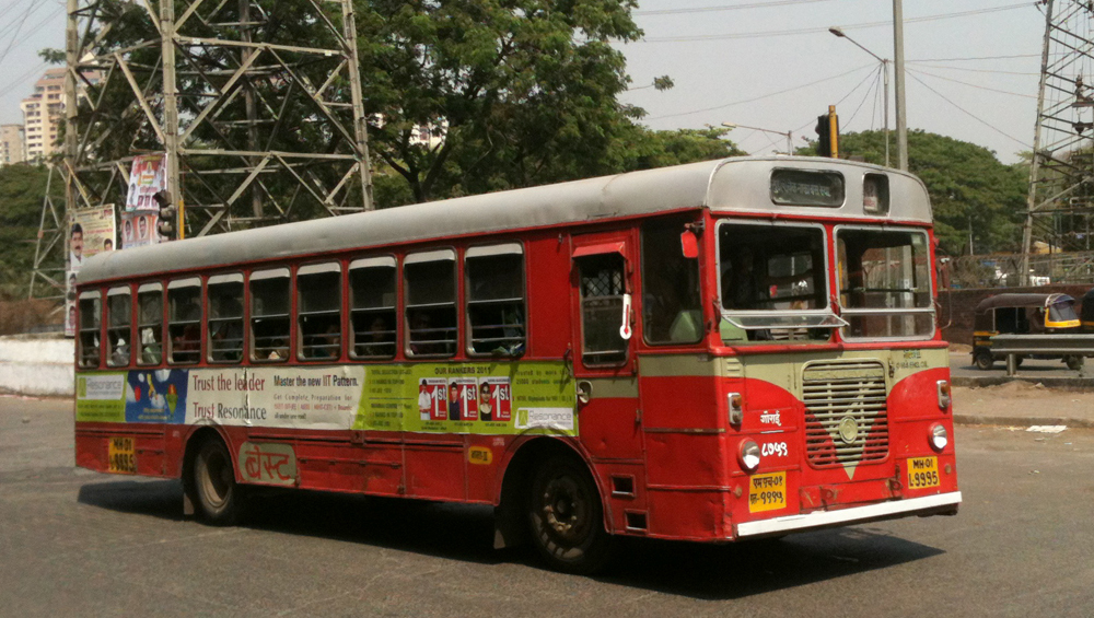 BEST Buses Plans to Go Cashless For Its Ticketing Services, Passengers Can Book Ticket Via App in Future in Mumbai