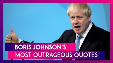 From Islam to Malaysian Women, Here Are Boris Johnson's Five Most Outrageous Quotes