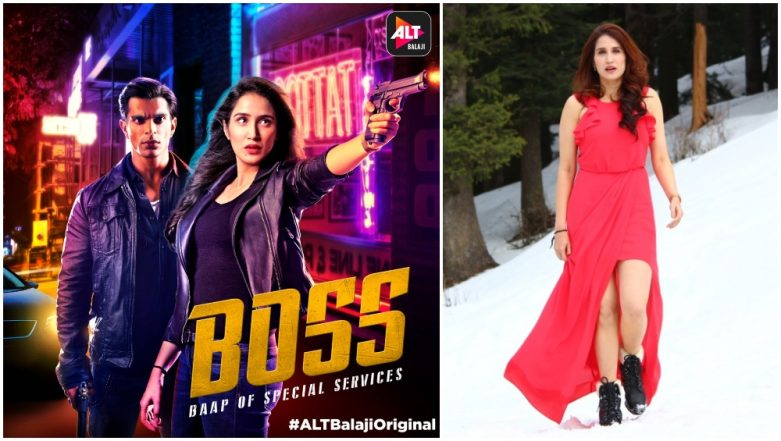ALTBalaji's BOSS - Baap Of Special Services: Sagarika Ghatge Indulges In All of Her Guilty Pleasures While Filming The Show!