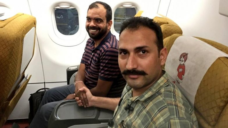 BSF Jawan Turns Saviour For Fellow Passenger Who Suffered Chest Pain on Flight