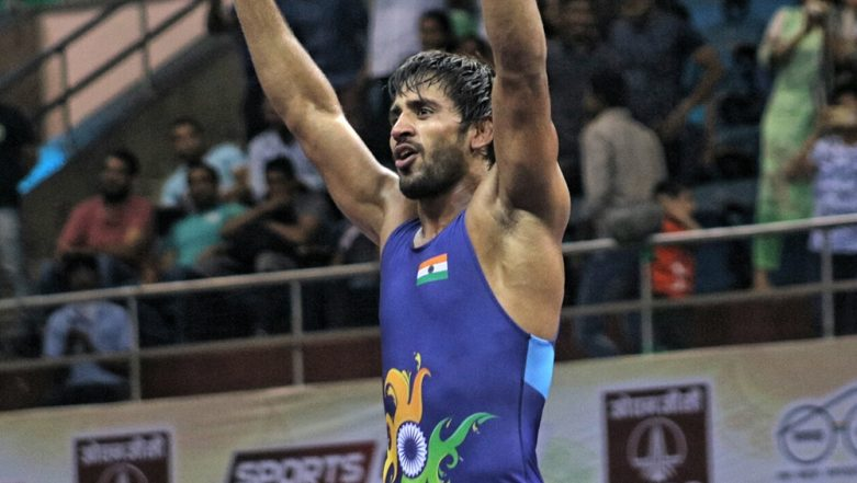 Bajrang Punia Sets Eyes on World Championships, Also Looks to Seal Tokyo Olympics 2020 Qualification