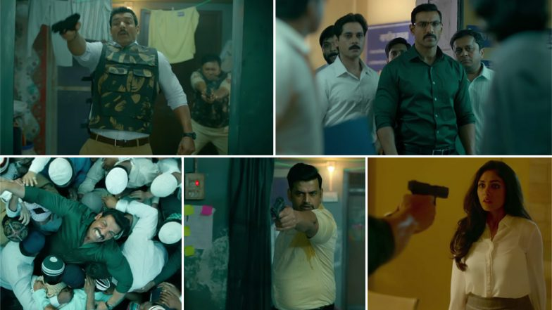 Batla House Trailer: John Abraham Packs a Punch In This Gripping Drama Based on Real-Life Events
