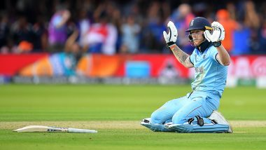 Ben Stokes Asked Umpire to Reverse Decision of Giving 6 Runs Off Deflected Overthrow During World Cup 2019 Final Against New Zealand, Reveals James Anderson