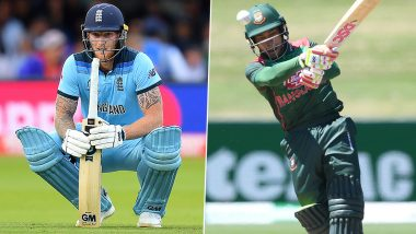 Ben Stokes Admits Learning From Mushfiqur Rahim on Facing Trent Boult During NZ vs ENG Cricket World Cup 2019 Final