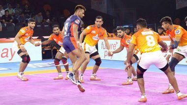 PKL 2019: Bengal Warriors Bag Massive Victory Over Puneri Paltan 43–23, Maninder Singh Shines With Super 10; Rinku Narwal Clinches High 5