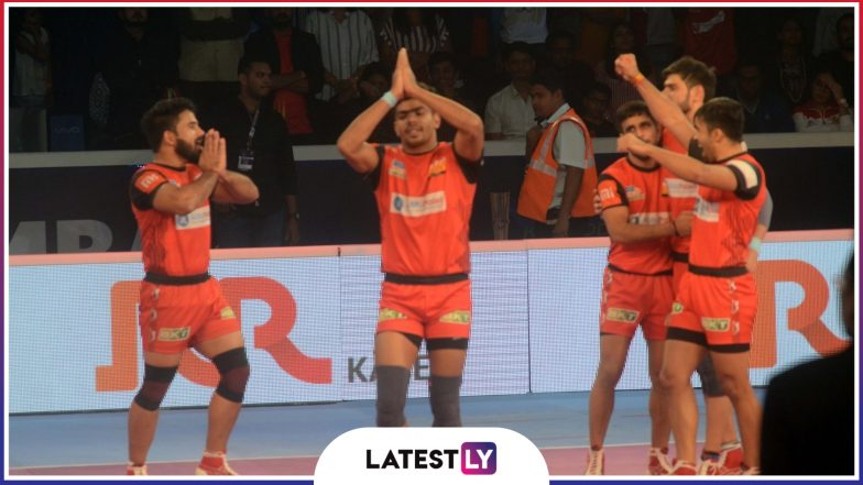 Bengaluru Bulls Team Squad in Pro Kabaddi League 2019: List of All Players and Schedule of Rohit Kumar-Captained Side In VIVO PKL 7