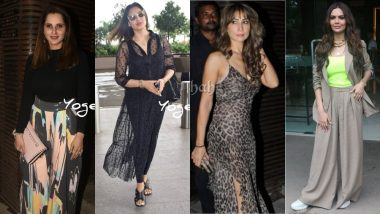 Best And Worst Dressed Over The Weekend: Bipasha Basu, Shibani Dandekar, Esha Gupta Weren't All That Stunning!