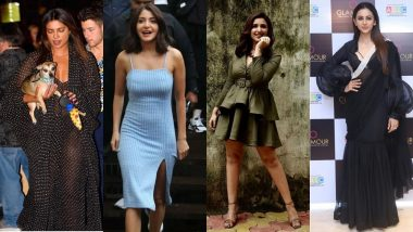 Best And Worst Dressed Celebs Over The Weekend: Priyanka Chopra, Anushka Sharma, Malaika Arora Win Our Hearts By Strutting Out In Chic Ensembles