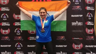 Bhavna Tokekar, Inspired By Youtube & Instagram Videos, Wins 4 Gold Medals in Powerlifting at Open Asian Championships in Russia