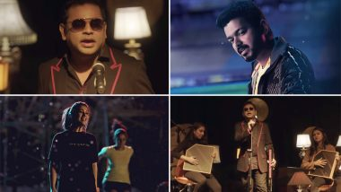Bigil Song Singappenney: Vijay-Nayanthara's Track Crooned by AR Rahman Is Highly-Inspirational! Watch Video