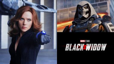 Black Widow Footage Details Leaked From Sdcc 2019 Reveals