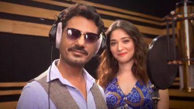 Bole Chudiyan Song Swaggy Chudiyan Teaser: Nawazuddin Siddiqui Raps A New Track With Tamannaah Bhatia And He's Pretty Good!