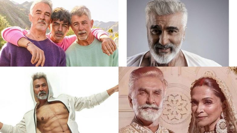 Deepika Padukone, Ranveer Singh, Varun Dhawan And More Try The FaceApp Age Filter But Netizens Stand By Anil Kapoor's Age-Defying Features!