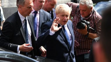 Boris Johnson, Set to Be Britain's Next Prime Minister, Beset by Brexit Crisis