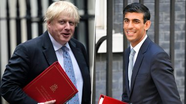 Indians in Boris Johnson's Cabinet: Infosys Founder Narayan Murthy's Son-in-Law Rishi Sunak Appointed as Chief Secretary to Treasury, Joins Priti Patel and Alok Sharma in UK Cabinet